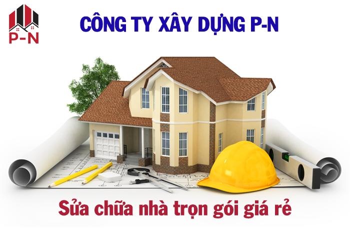 công ty xây dựng sửa nhà