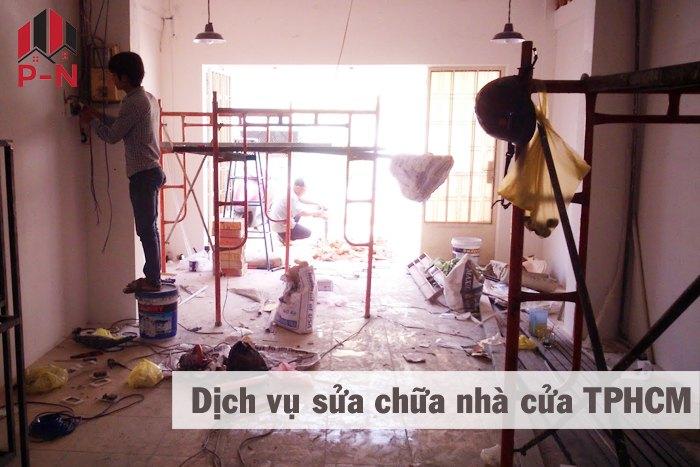 dịch vụ sửa chữa nhà cửa