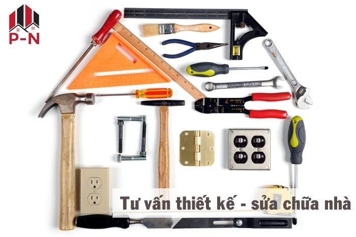 tư vấn sửa chữa nhà