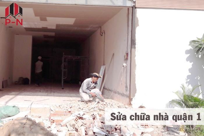 dịch vụ sửa chữa nhà quận 1